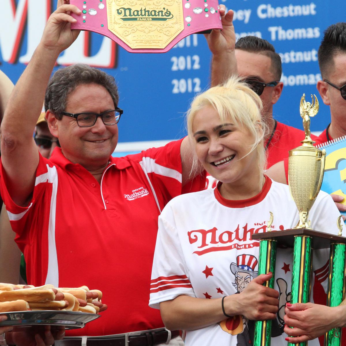 Purse For Hot Dog Eating Contest