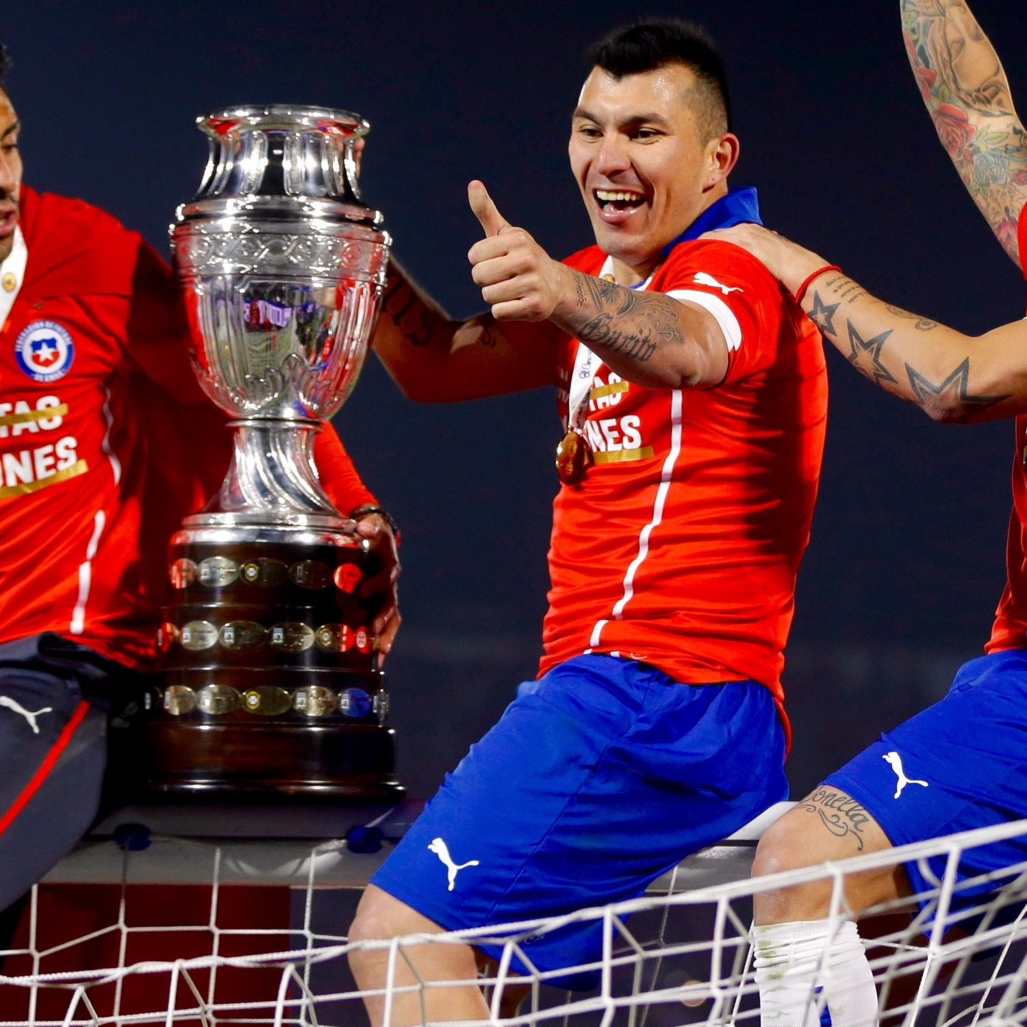 Campeonato Brasileiro Key Missing Players: Chile Vs. Argentina: Winners And Losers From Copa America