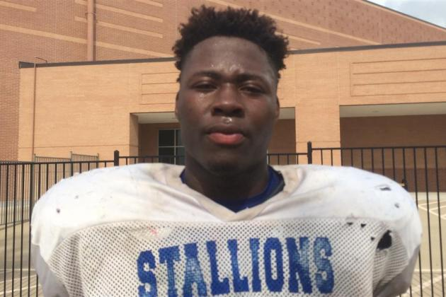 Jean Delance to Texas: Longhorns Land 4-Star OT Prospect