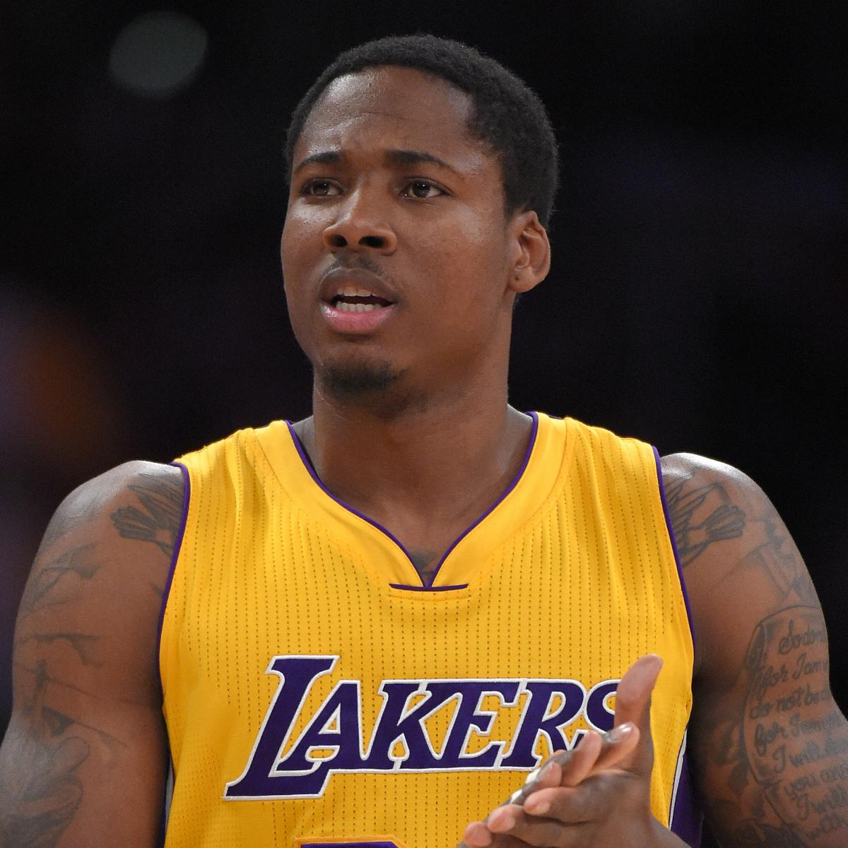 Portland Blazers Worth: Ed Davis Got Lost In The Shuffle Of L.A. Lakers' Offseason