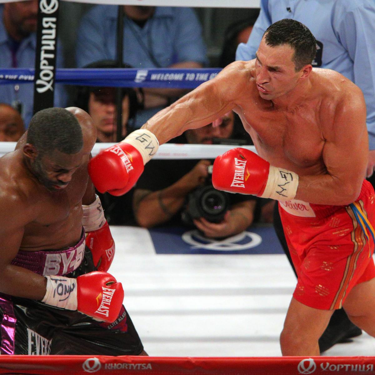 Wladimir Klitschko Vs. Tyson Fury: Head-to-Toe Breakdown