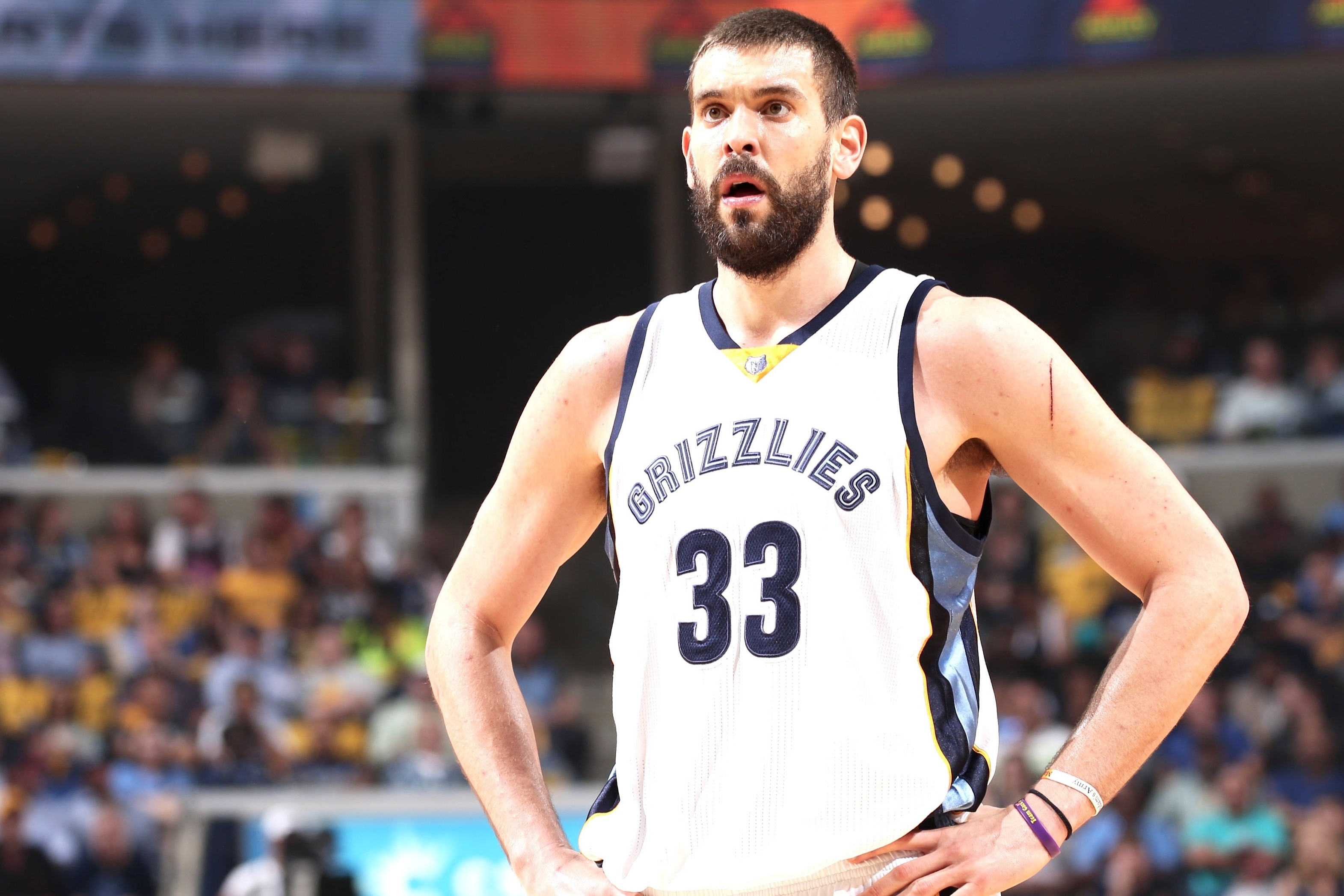 marc gasol reportedly agrees to 5 year contract with memphis grizzlies bleacher report. Black Bedroom Furniture Sets. Home Design Ideas