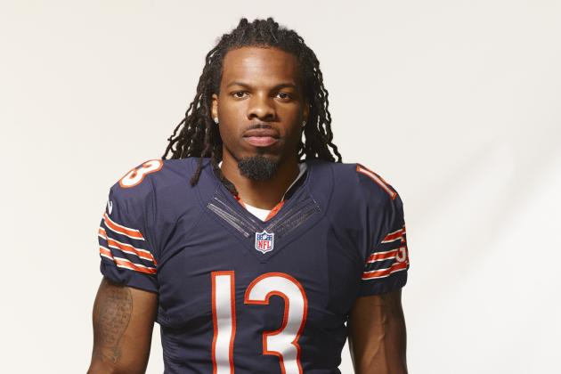 nfl Chicago Bears Kevin White GAME Jerseys