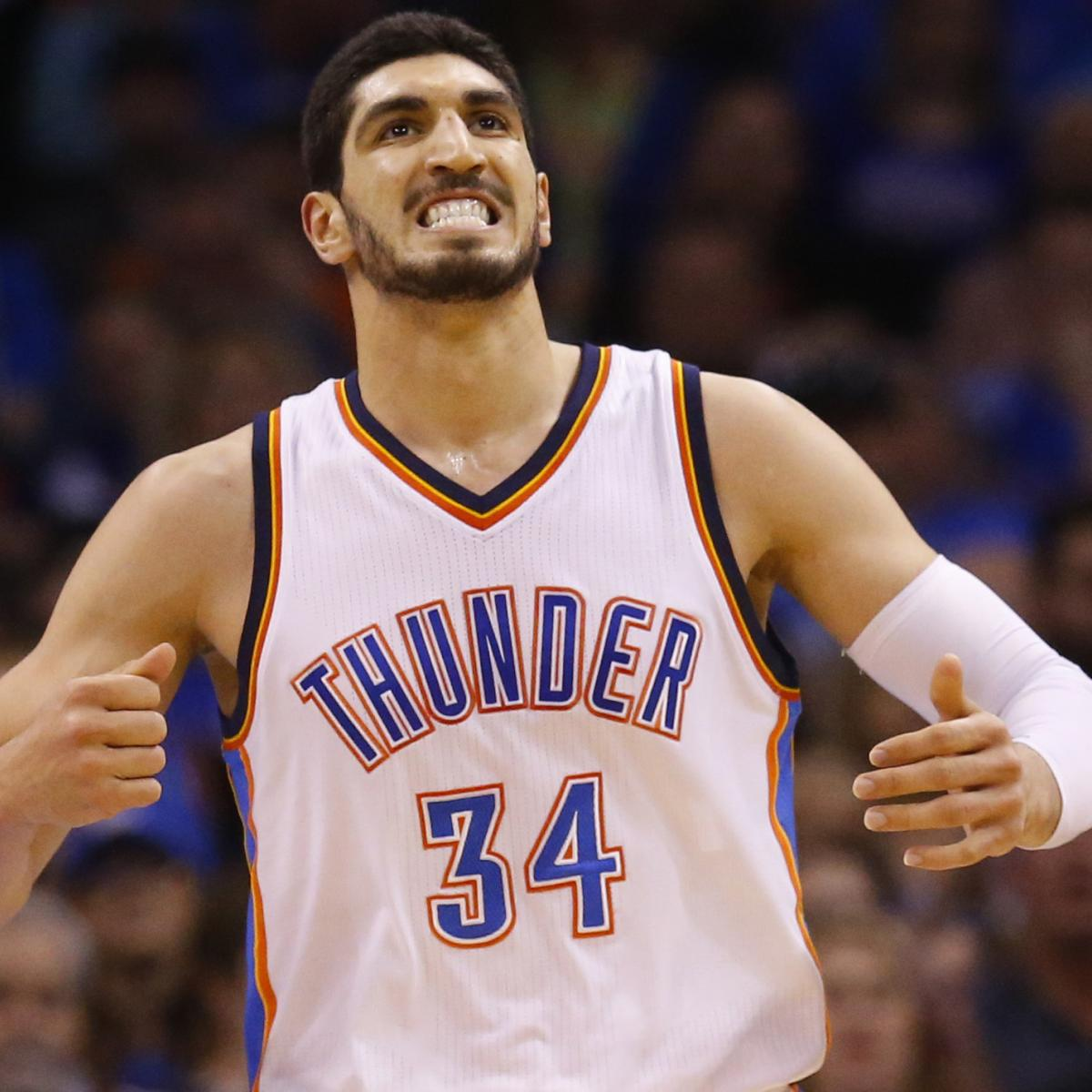 Blazers Kanter: Enes Kanter's Max Offer Sheet A Head-Scratching Move For
