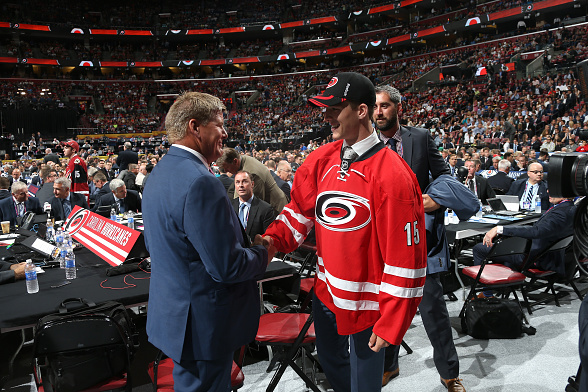 Noah Hanifin Takes Risk by Signing Contract with Carolina Hurricanes