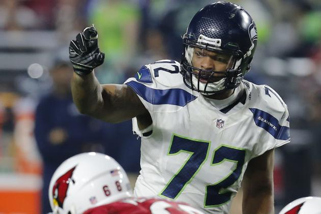 NFL Jerseys Official - Seattle Seahawks: Why Michael Bennett Should Hold Out | Bleacher ...