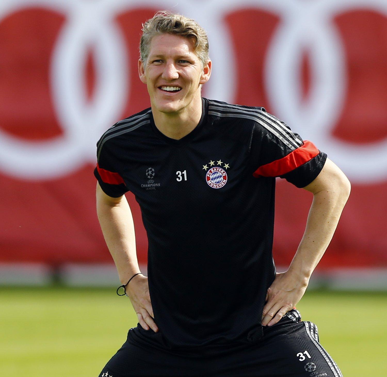 Bastian Schweinsteiger Manu