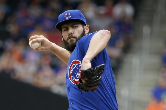 Jake Arrieta Injury: Updates on Cubs Star's Thumb and Return