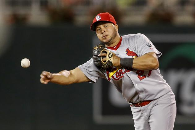 Jhonny Peralta Injury: Updates on Cardinals Shortstop's Thumb and Return