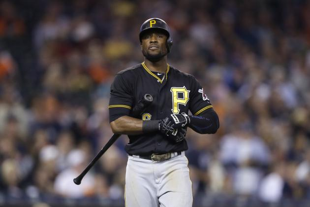 Starling Marte Injury: Updates on Pirates Star's Hand and ...