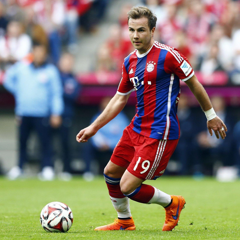 Mario Gotze Transfer News: Latest Rumours, Speculation on ...