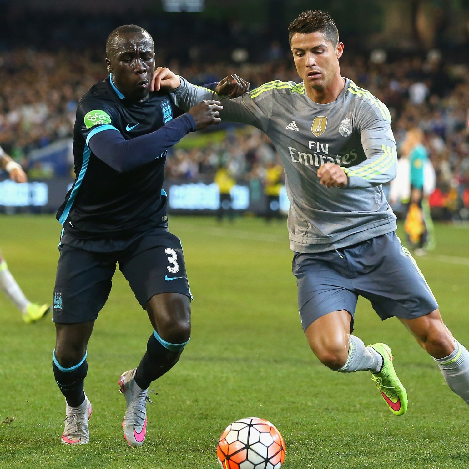 Manchester City vs. Real Madrid: Score, Grades and ...