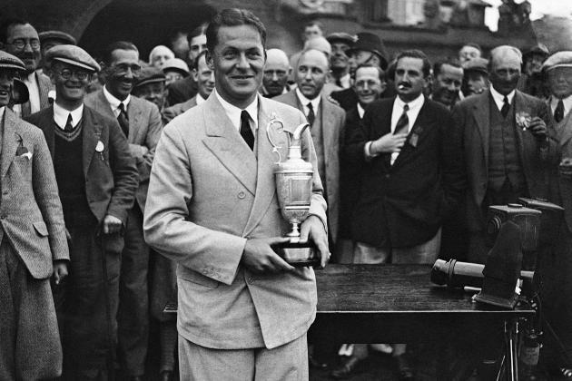 Is Bobby Jones' 1930 Grand Slam Season Overrated?