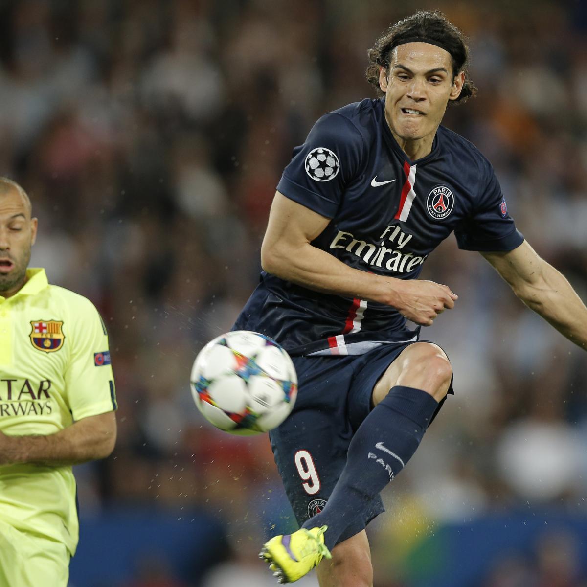 Manchester United Transfer News Latest Rumours On Lucas: Manchester United Transfer News: Latest Edinson Cavani