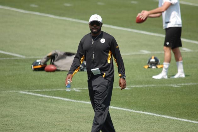 76 Mike Adams Pittsburgh Steelers WOMEN Jerseys