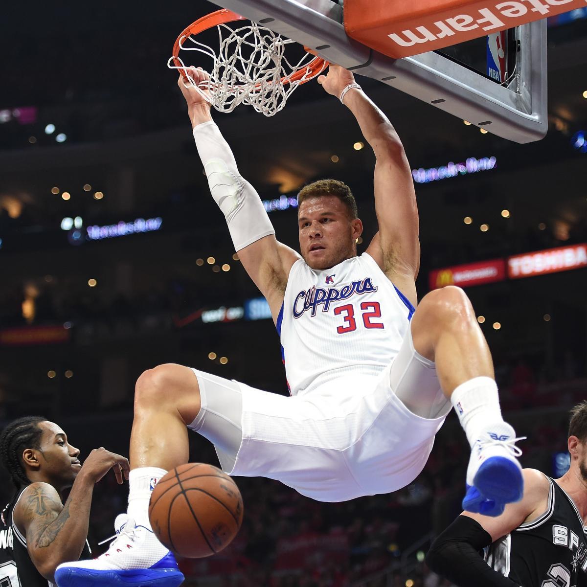 Every NBA Team's Best Slam Dunk Artist