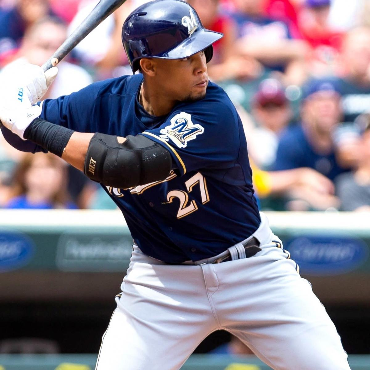 Carlos Gomez, Mike Fiers To Astros: Latest Trade Details