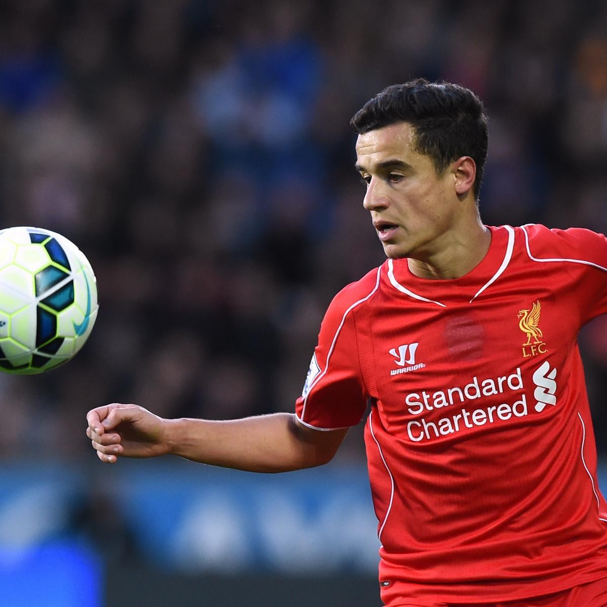 Liverpool 4 0 Borussia Dortmund Match Report Philippe: HJK Vs. Liverpool: Score And Reaction From 2015 Pre-Season