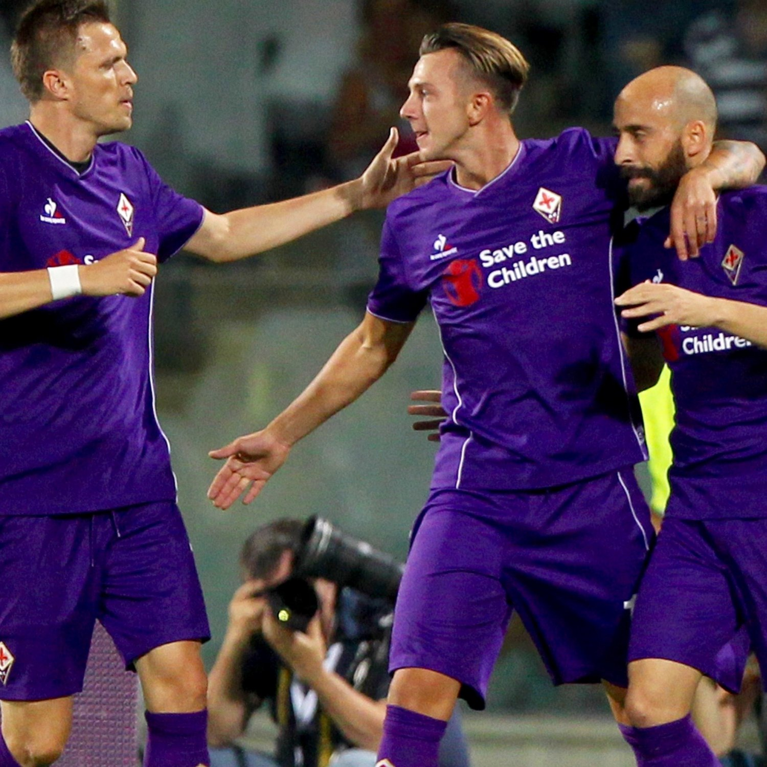 International Champions Cup Milan Vs Barcelona: Barcelona Vs. Fiorentina: Things Learned From