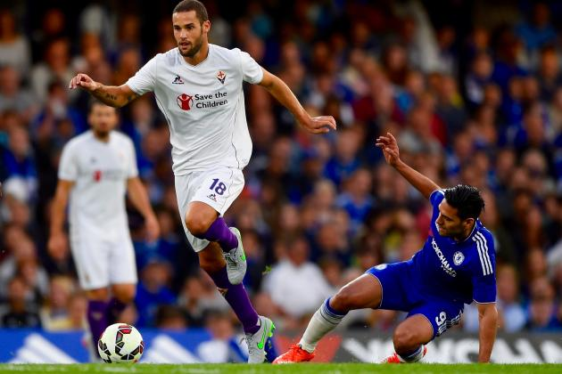 Chelsea vs. Fiorentina: Score, Grades and Reaction from 2015 ICC