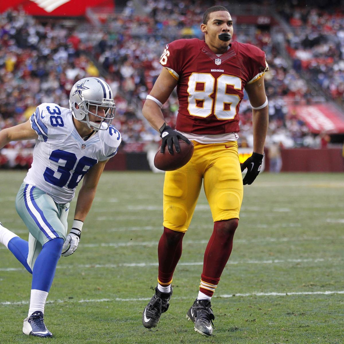 Jordan Reed Injury: Updates on Redskins TE's Quad and ...