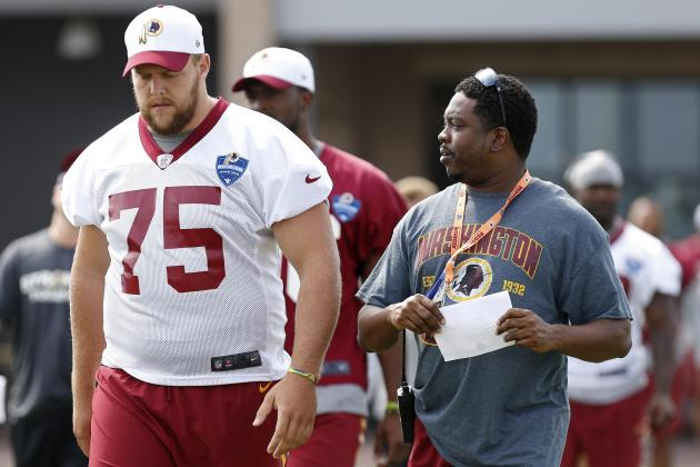 Nike NFL Jerseys - Brandon Scherff's Position Change Should Worry Washington Redskins ...
