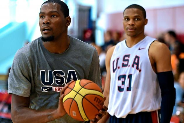 With Foot Healed and Free Agency Next, Kevin Durant Ready to Be Story of Season