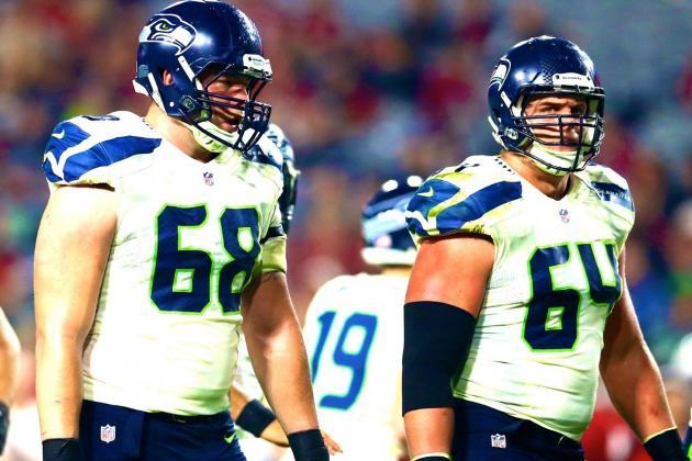 Seattle Seahawks Kristjan Sokoli GAME Jerseys
