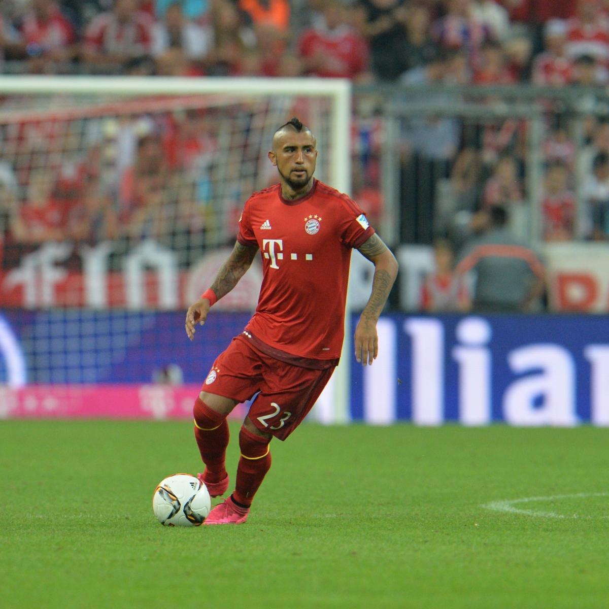 Vidal Bayern München