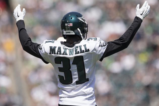 WOMEN Philadelphia Eagles Byron Maxwell Jerseys