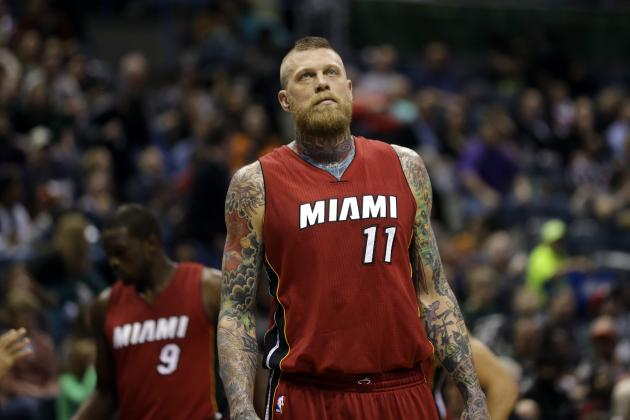 Chris Andersen to Grizzlies: Latest Trade Details, Comments and Reaction