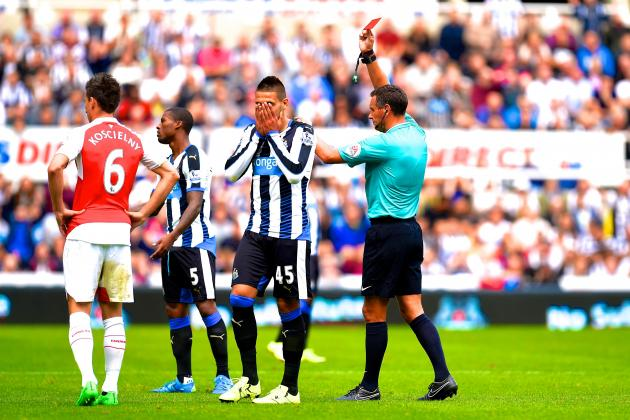 Newcastle United Vs Arsenal Live Score Highlights From Premier League Bleacher Report Latest News Videos And Highlights