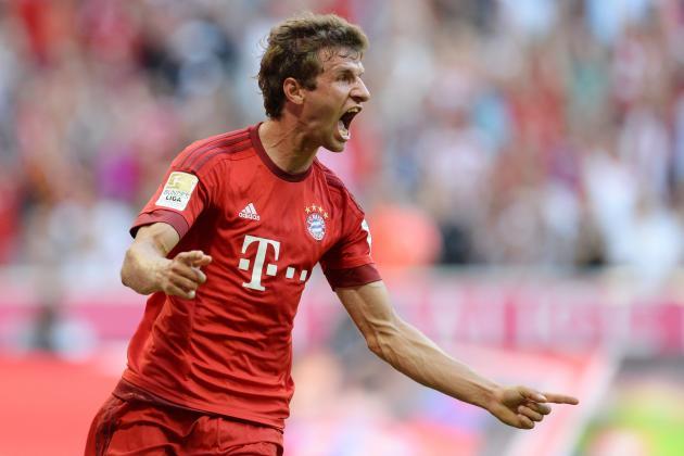 Bayern Munich Back on Top of Bundesliga After Victory over Bayer Leverkusen