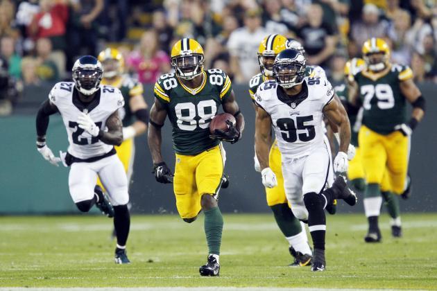 Wholesale NFL Nike Jerseys - Jeff Janis, Ty Montgomery Post-Preseason Week 3 Fantasy Advice ...