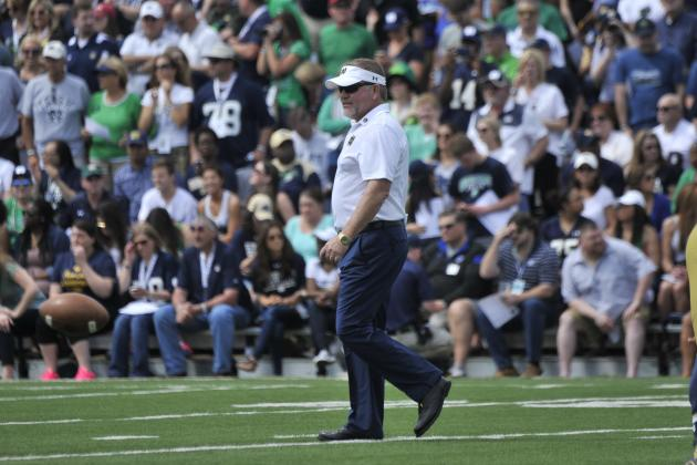 Texas Longhorns vs. Notre Dame Fighting Irish Complete Game Preview