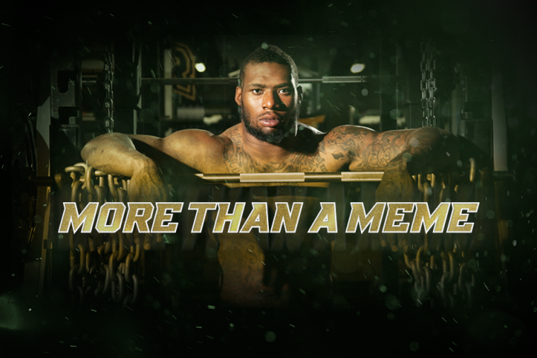 Baylor's Shawn Oakman: The Gigantic Man Behind the Meme