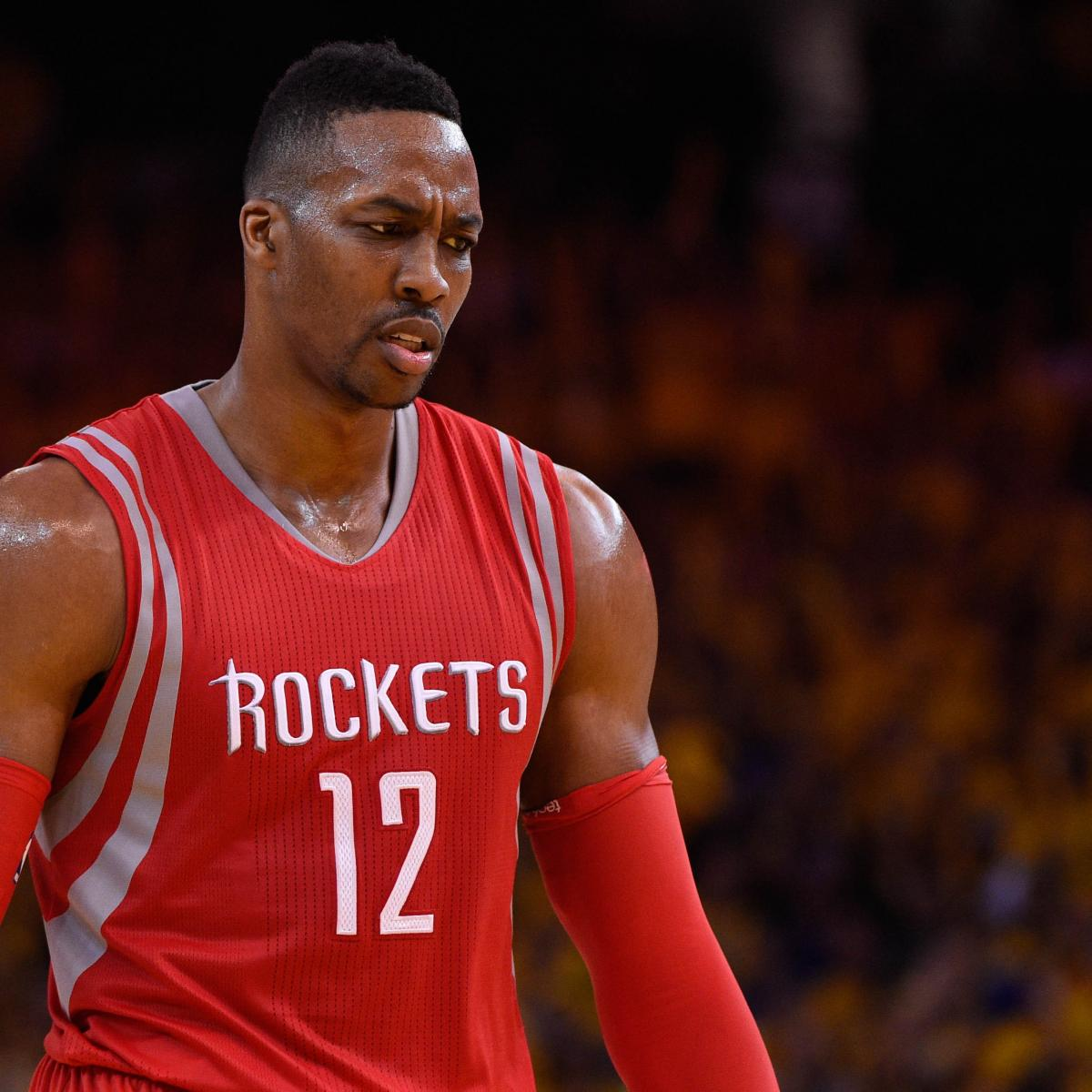 Dwight Howard Reportedly Not Arrested After Accidentally