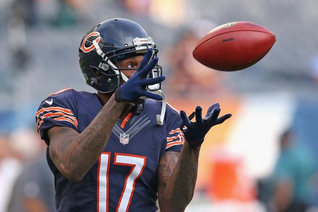 Alshon Jeffery Franchise-Tagged by Bears: Latest Contract Details and Reaction
