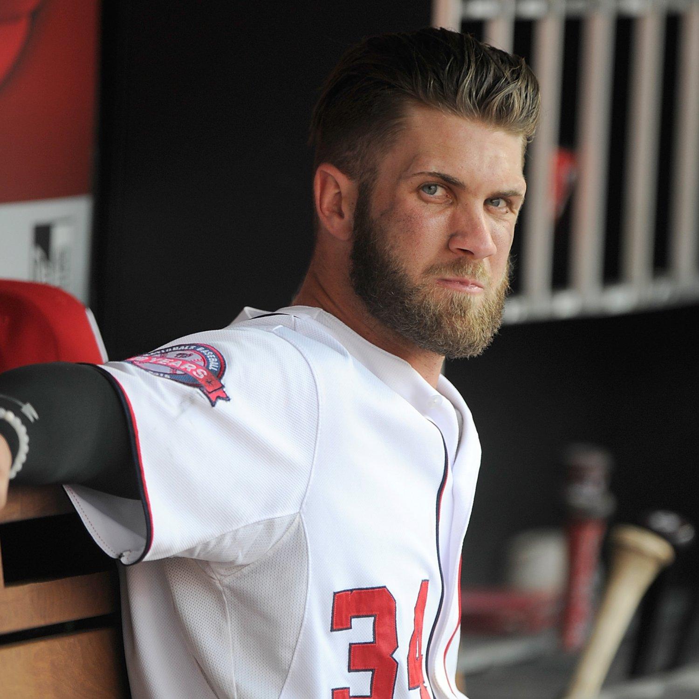 Harper S Nursery Updated: Bryce Harper Injury: Updates On Nationals Star's Knee And