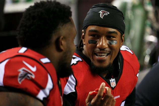 NFL Jerseys NFL - Vic Beasley Can Be Pass-Rushing Star for Atlanta Falcons in Year 1 ...