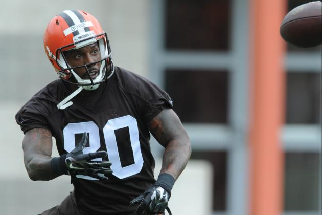 Dwayne Bowe Released by Browns: Latest Details, Comments, Reaction