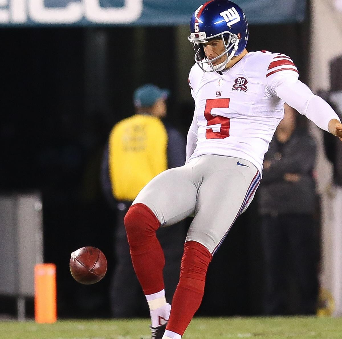 Steve Weatherford Released By Giants: Latest Details