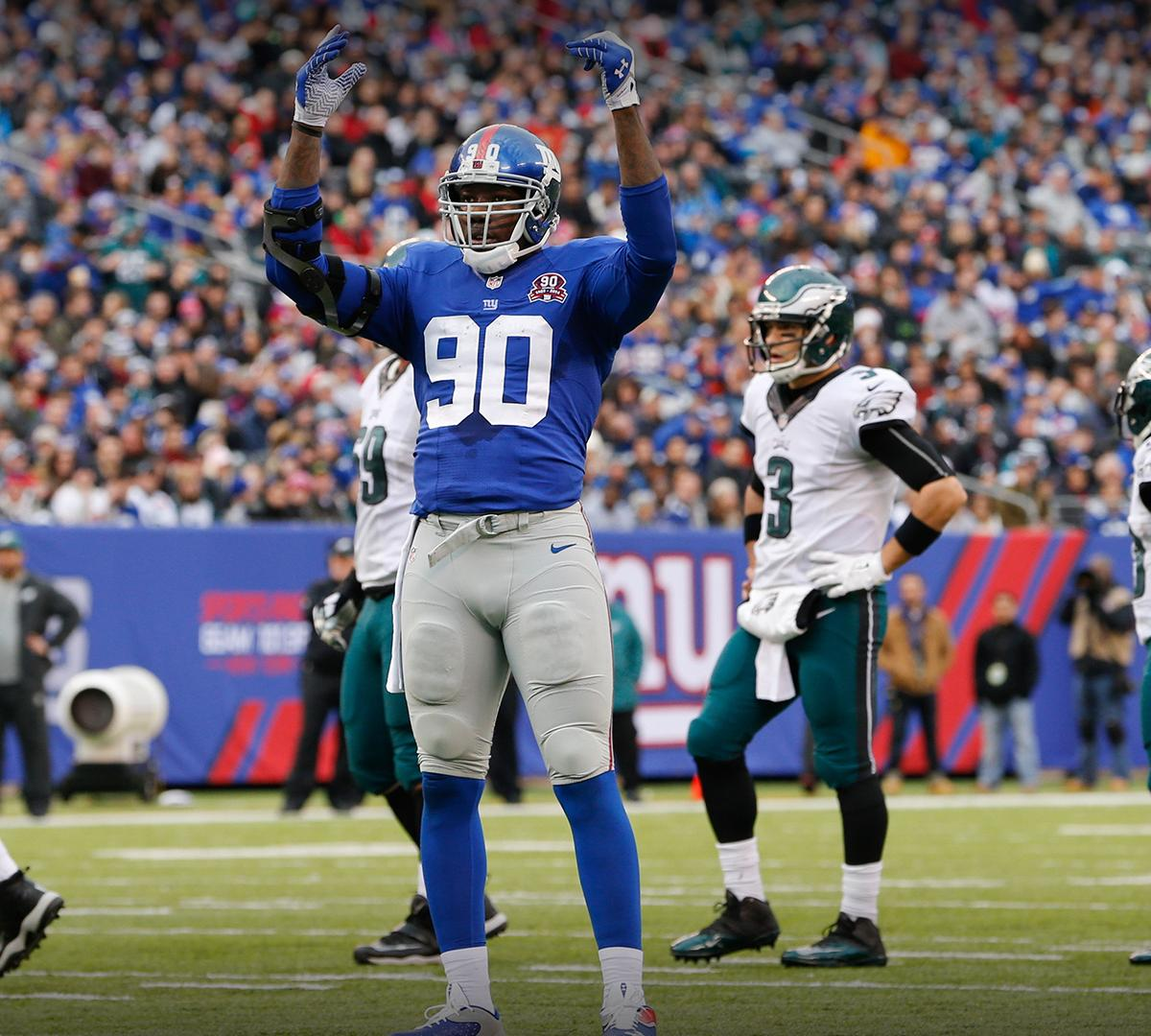 Insider Buzz: JPP Considering Holdout, Wants Giants To Pay