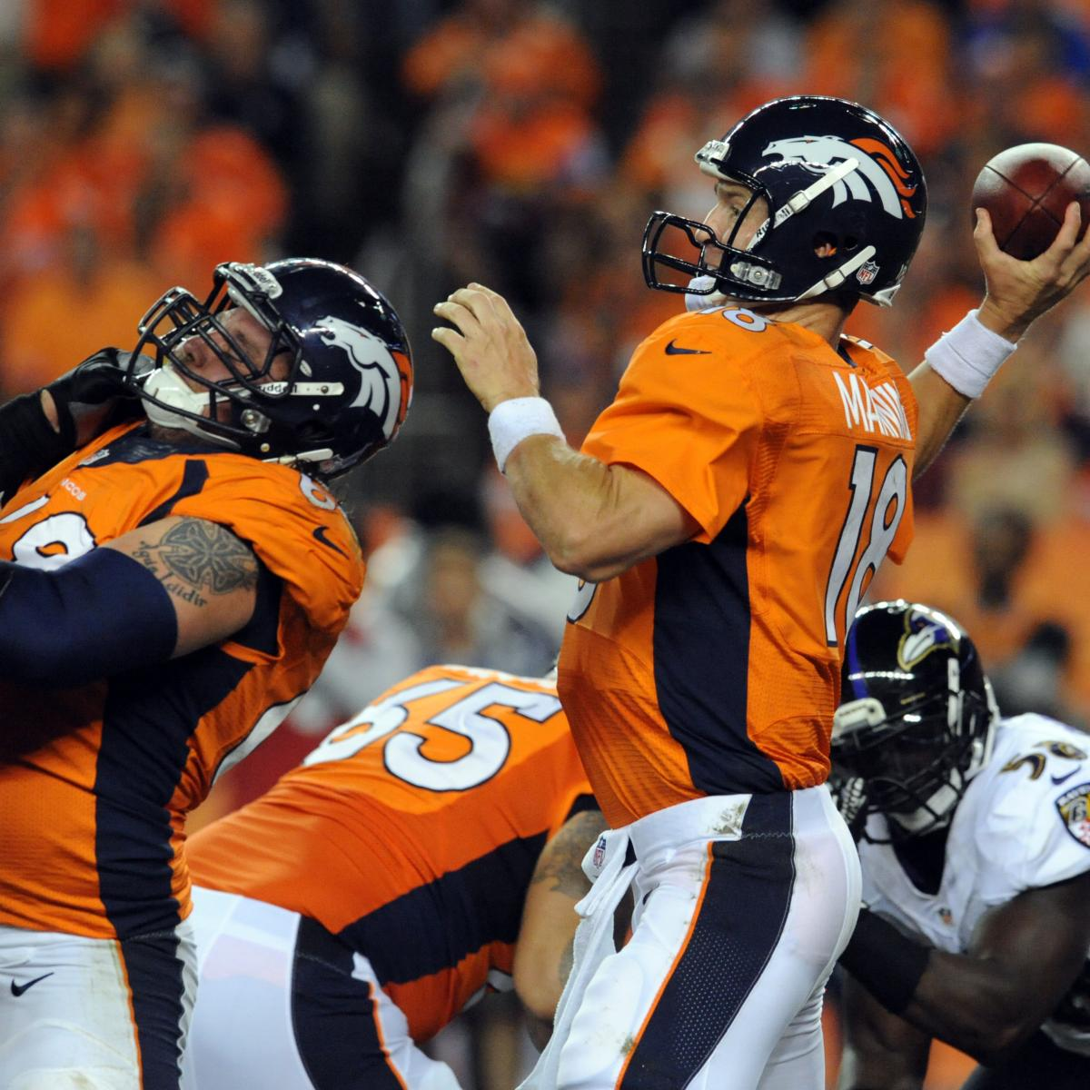 Ravens Vs. Broncos: Full Denver Game Preview