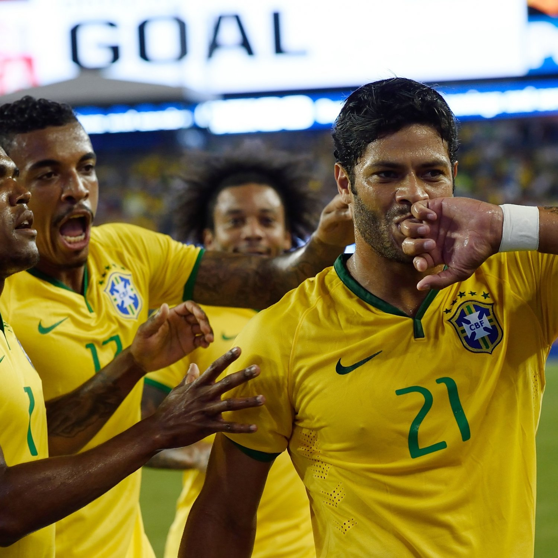 USA Vs. Brazil: Live Score, Highlights From International