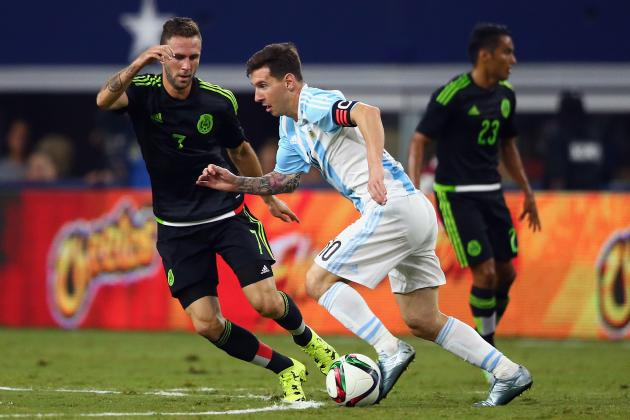 Mexico vs. Argentina: Live Score, Highlights from ...
