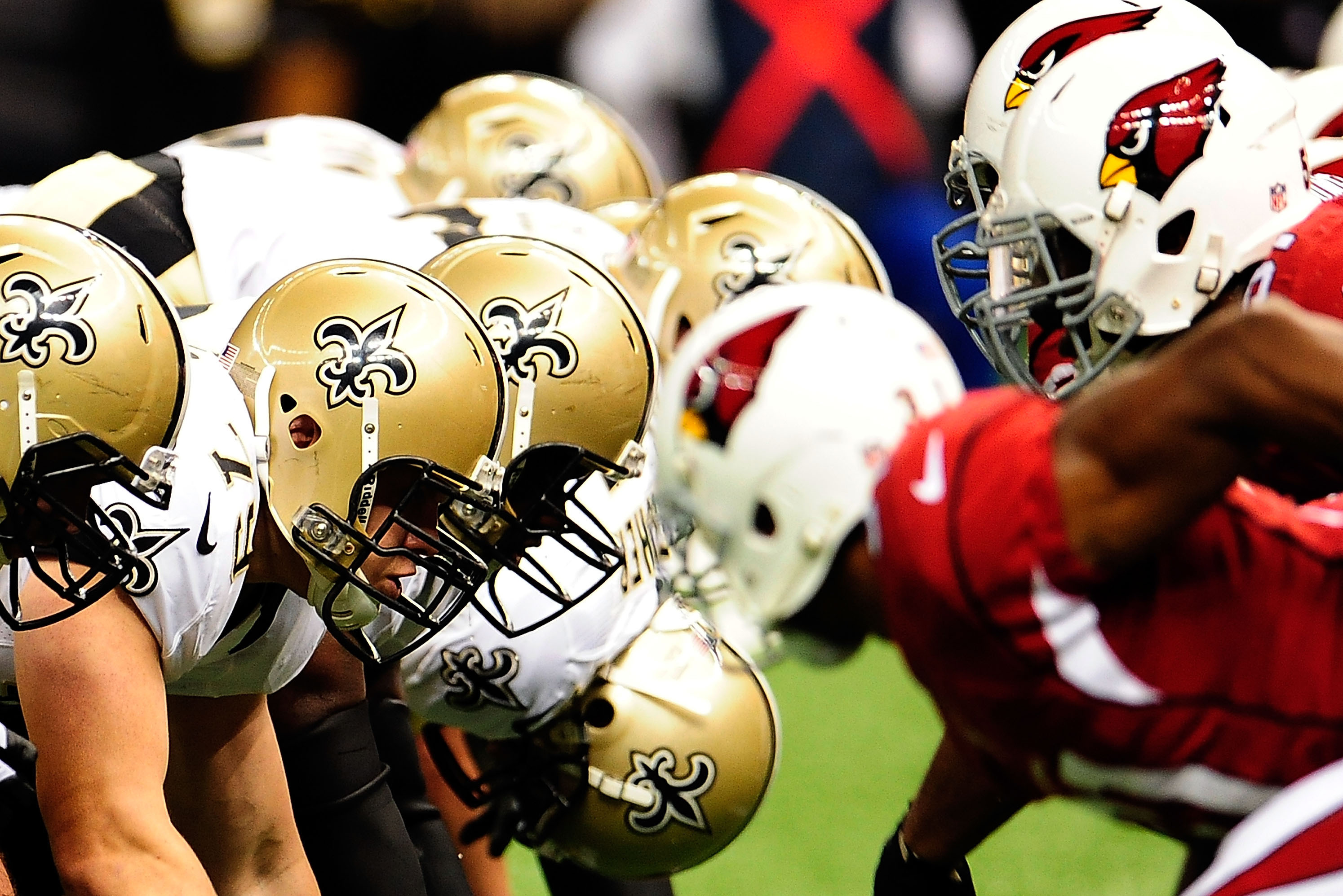 New Orleans Saints vs. Arizona Cardinals: Full New Orleans Game ...