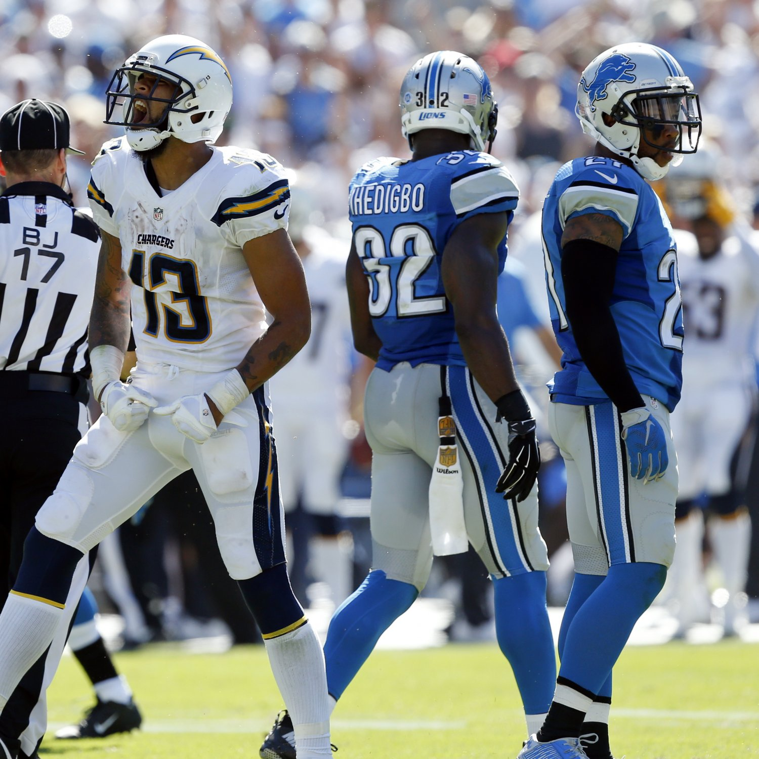 San Diego Chargers Broadcast: Detroit Lions Vs. San Diego Chargers: Video Highlights And