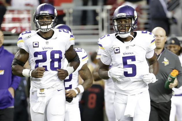 Jerseys NFL Wholesale - Teddy Bridgewater Is Least of Minnesota Vikings' Problems After ...