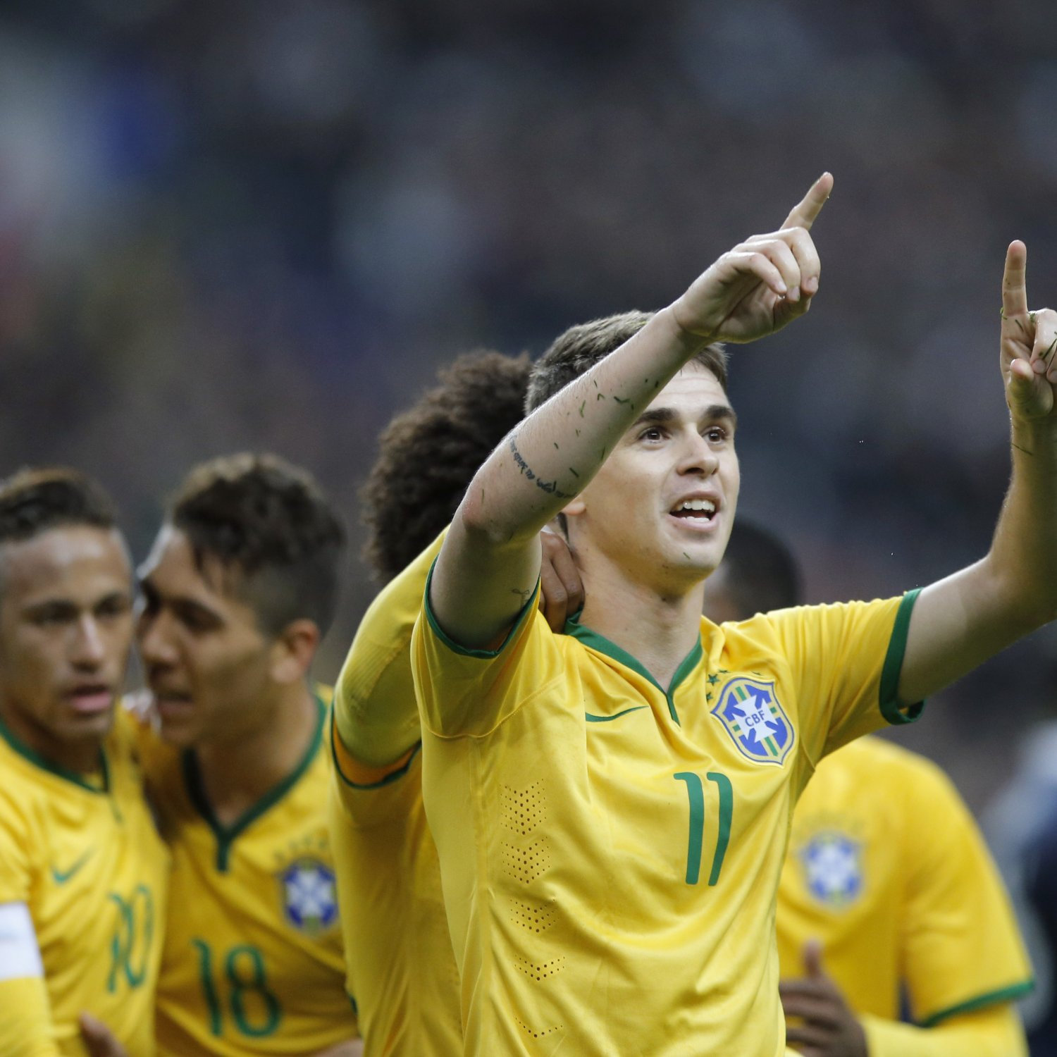 Campeonato Brasileiro Key Missing Players: Oscar Returns To Brazil Squad, Kaka Axed For Chile